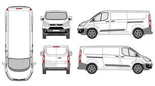 Fahrzeugbeschriftung Auto Vorlagen by Mr Clipart