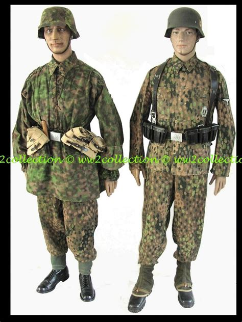 Sale Damiya Dress camouflage uniforms waffen ss historical ww2 uniforms