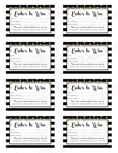sle of raffle tickets templates avon fair images photos scope of work template must