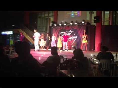 kellermans in dirty dancing musical dirty dancing kellerman s anthem youtube