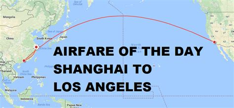 airfare   day china southern airlines shanghai  los angeles economy class