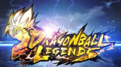 mobile title dragon ball legends announced  gdc mxdwn