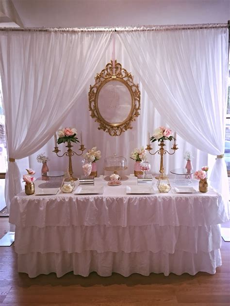 73 Best Buffet Tables And Backdrops By Stylish Soirees Buffet Backdrops