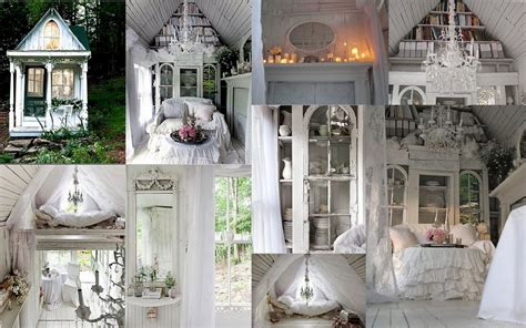 cottage chic casa shabby chic cottage