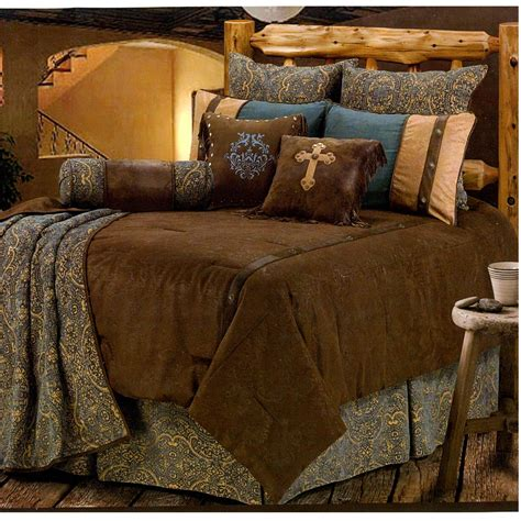 monterrey western bedding comforter set twin