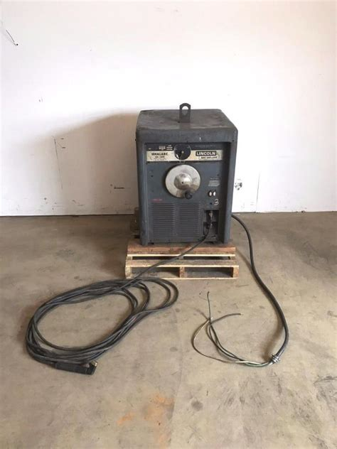lincoln welding machine for sale used lincoln welding machines for sale classifieds