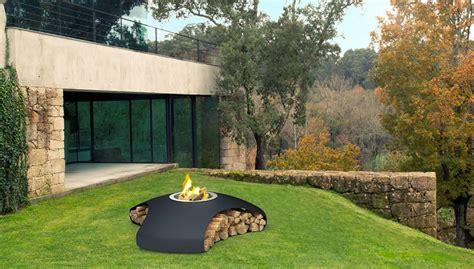 design di giardini bracieri da giardino di design ecco 20 modelli pratici ed