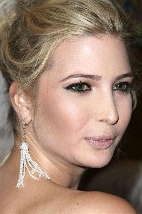 Ivanka Trump, Before and After - Beautyeditor Ivanka Trump