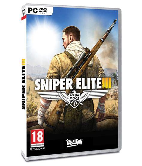 Kaos Sniper 3 sniper elite 3 kaos repack repackgame