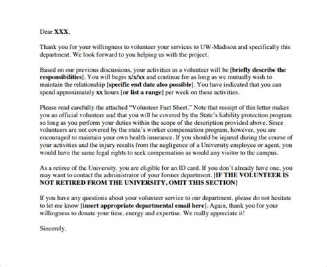 volunteer thank you letter expert appreciation sample marevinho