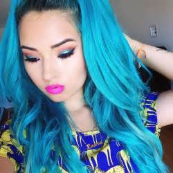 blue hair colors blue dip dye hair colors archives vpfashion vpfashion