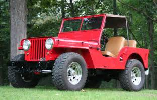 willys cj2a motoburg