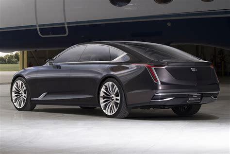 future cadillac escala cadillac escala concept cars diseno art