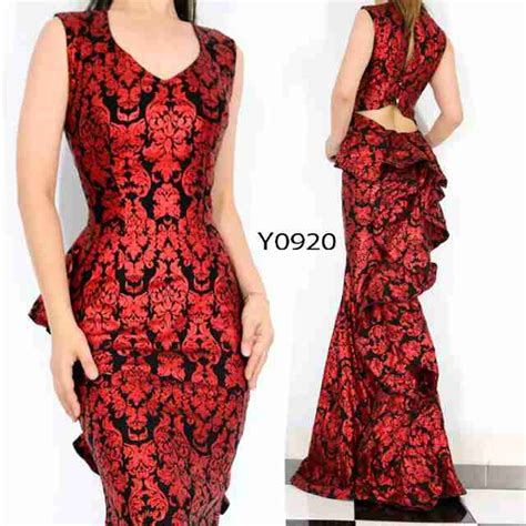 Jual Dress Pesta jual longdress pesta mermaid dress pesta premium