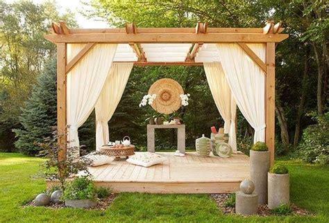diy pavilion plans backyard diy canopy gazebo interesting ideas for home
