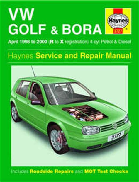volkswagen golf haynes manual repair manual workshop manual service manual for vw golf