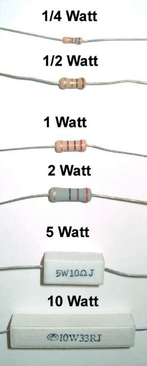 Resistor 5 Watt All Variant resistors resistance