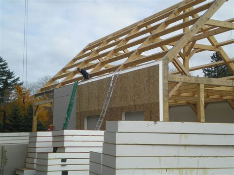 structural insulated panels homes timber frame construction