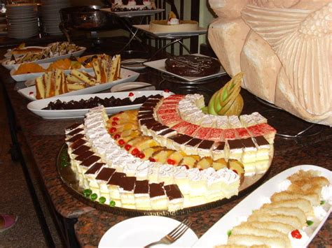 kuchen buffet quot kuchenbuffet quot the three corners triton empire hotel in