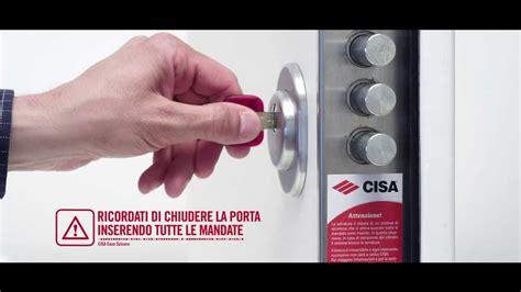 cisa casa sicura soluzioni per la sicurezza della porta