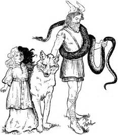 fenris tattoos norse wolf symbol free printable viking amp kids coloring pages liking vikings