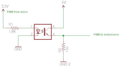 current limiting resistor optocoupler opto isolator did i use this optocoupler correctly electrical engineering stack exchange
