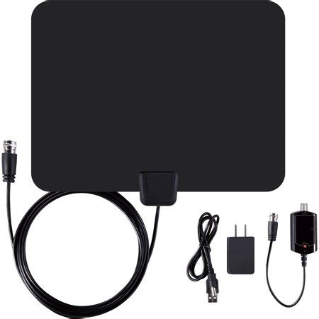ematic hdtv antenna and lifier walmart
