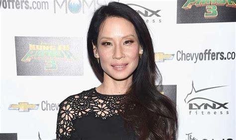 actress lucy liu hollywood actress lucy liu on motherhood and kung fu panda