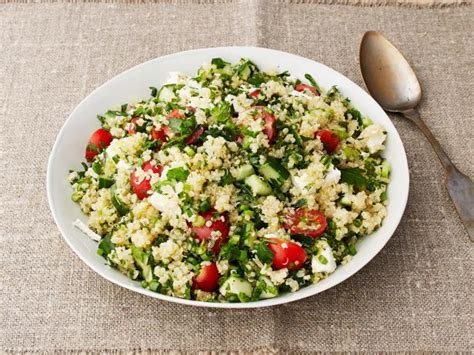 Quinoa Tabbouleh With Feta Recipe Ina Garten Food Network | quinoa tabbouleh with feta recipe ina garten food network