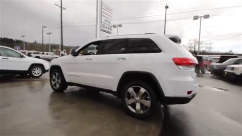 2016 jeep grand cherokee white 2016 jeep grand cherokee limited bright white clearcoat