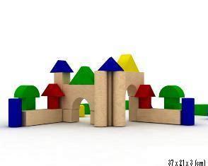 Puzzle Balok Kayu City Block 48 Pcs Susun K003 Mainan Edukatif mainan edukatif kayu permainan edukatif n