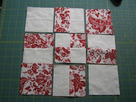 Twisted Nine Patch Quilt Pattern Free by Free Charm Square Quilt Patterns Free Quilt Patterns