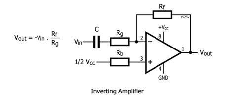 high pass filter input impedance designing with op s and single supplies stompville