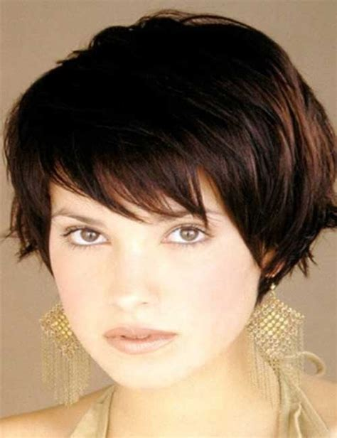 hairstyles for short hair cute 10 cute short hairstyles for round faces short