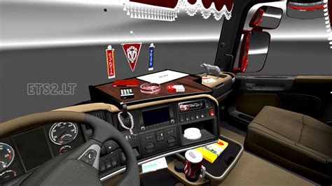 scania r topline interieur scania interior ets 2 mods part 2