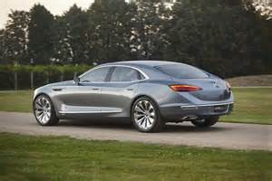 Buick Concepts Buick Avenir Concept Previews Future Flagship Gm Authority