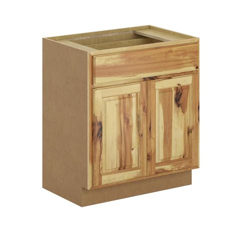 home depot hickory base cabinets hton bay madison assembled 24x34 5x21 in base bathroom