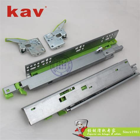 Push To Open Soft Drawer Slides by Extension Concealed Soft And Push To Open Drawer Slides With Iron Der 883bhf