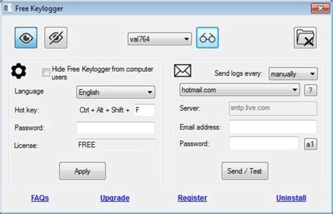 best free key logger top 10 best free keylogger software for windows mac