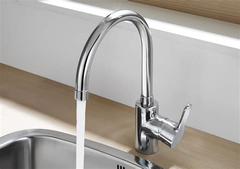 Wall Kitchen Faucet L20 Series De Robinetterie Collections Roca