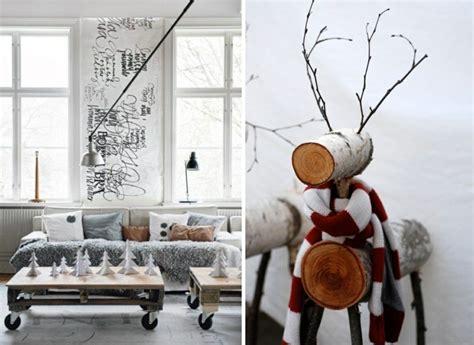 Idee Deco De Noel by Idees Deco Noel Accueil Design Et Mobilier