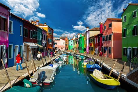 burano italy around venice burano a myriad of colours clicktraveltips
