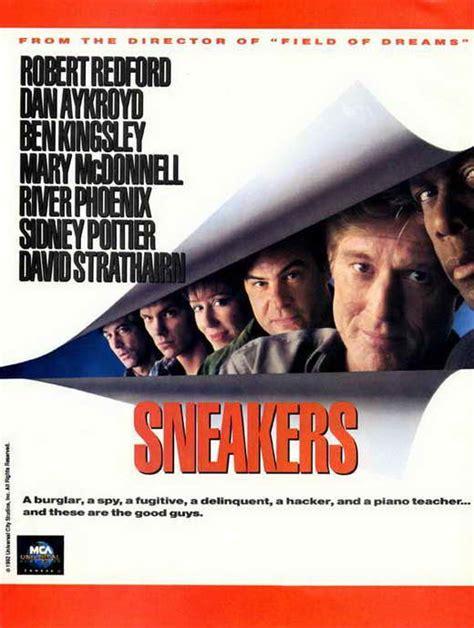 sidney poitier robert redford movie sneakers movie poster 27x40 b robert redford sidney