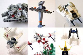 Wars Tiny Imperial Ships Micromacines gallery wars spaceships lego