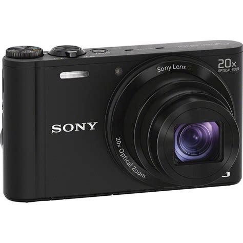 Kamera Sony Cyber Wx300 sony cyber dsc wx300 digital black dscwx300 b b h