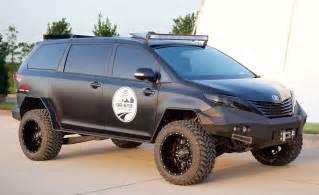 Toyota Caravan Toyota All Terrain Minivan Cool Material