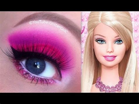 tutorial make up barbie sederhana barbie makeup tutorial youtube