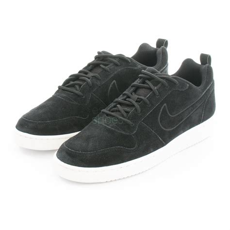 Harga Nike Court Borough Low sneakers nike court borough low prem black 844881 007