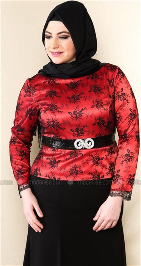 Baju Muslim Wanita Big Size model baju batik muslim big size terbaik 2015