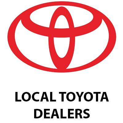 Local Toyota Dealer Toyotadealers Twitter